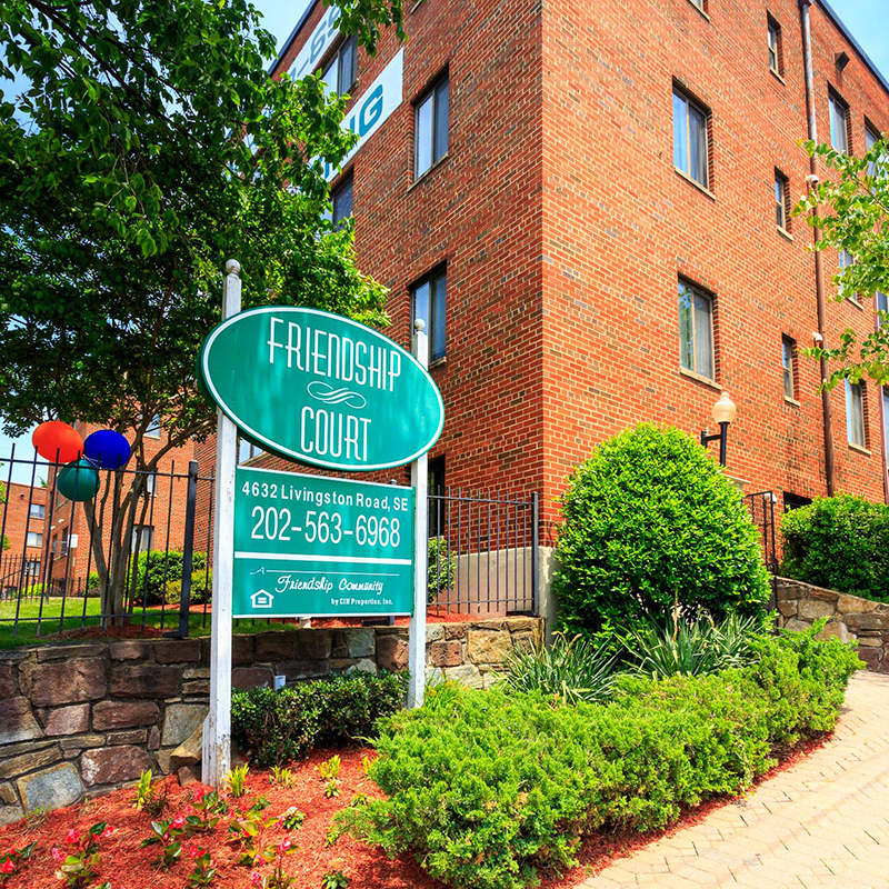 Low Income Apartments In Dc: CIH Properties, Inc.